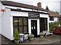ST5457 : Compton's post office by Neil Owen