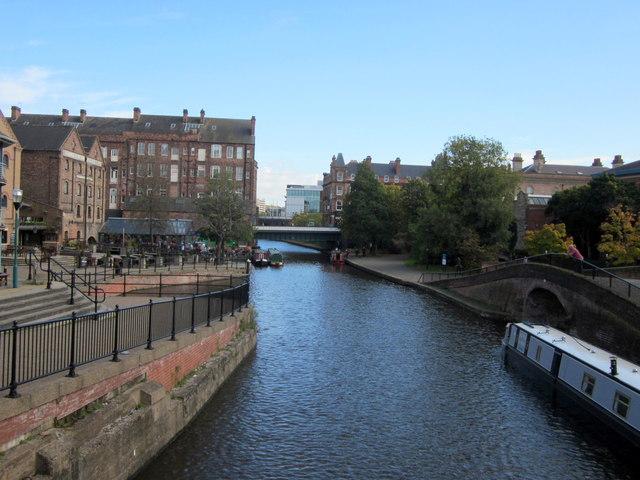 Canal Nottingham