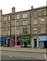 NT2675 : Shops and tenements, 244/6/8 Leith Walk by Alan Murray-Rust