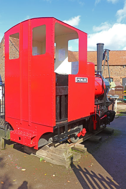 Leighton Buzzard Railway - Penlee