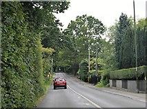 TQ0714 : B2139, Amberley Rd by N Chadwick