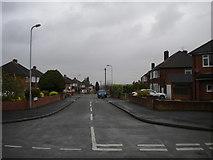 SJ8801 : Ennerdale Road, Palmers Cross by Richard Vince
