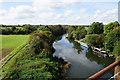ST6868 : The River Avon at Avon Riverside by Bill Boaden
