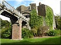 TR3750 : Walmer Castle viewed from the moat by Philip Halling