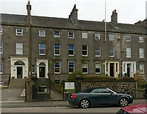 NT2776 : Houses on John's Place, Leith by Alan Murray-Rust