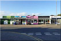 TR3752 : Shops, Park Avenue, Deal by Robin Webster