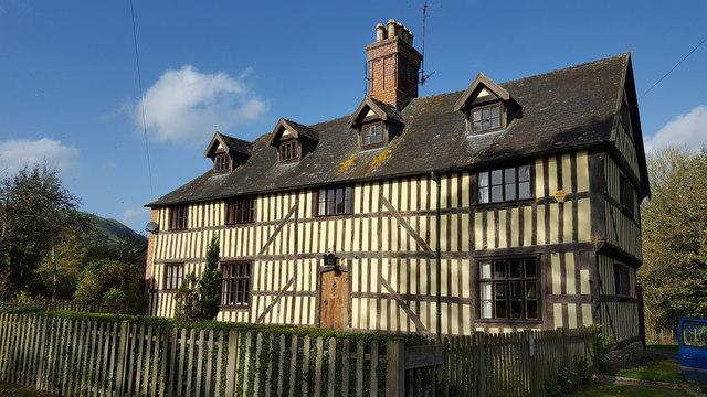 Talgarth Manor, near Llanidloes, Powys