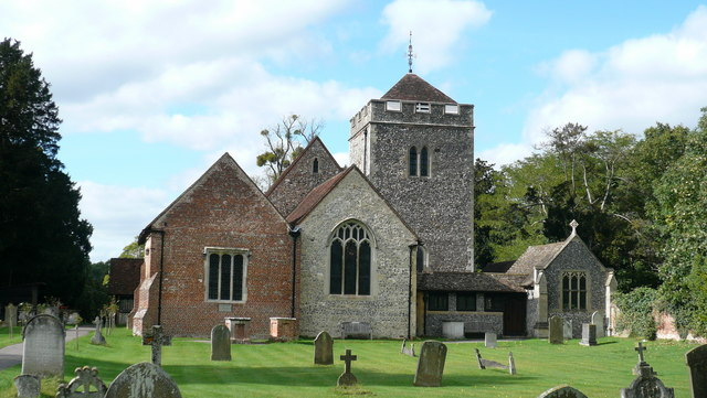St Giles Church, Stoke Poges