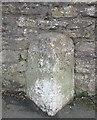NZ0517 : Milestone, Barnard Castle by MilestoneSociety