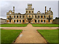 SP9292 : Forecourt and North Front, Kirby Hall by David Dixon
