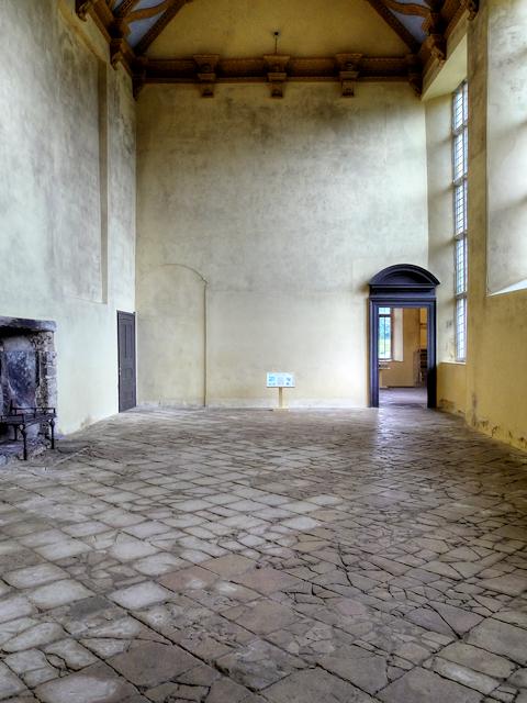 Kirby Hall, The Great Hall