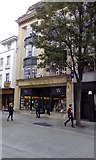 SX9292 : Waterstone's bookshop, Exeter High Street by David Smith
