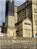 SE1039 : Damart Mill, Bingley by Ashley Dace