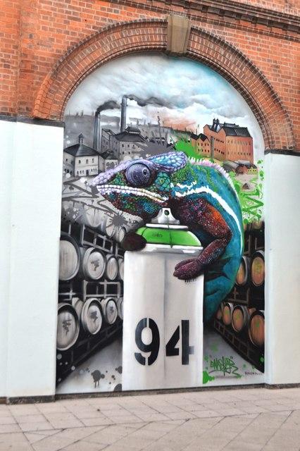 Brewhouse Chameleon