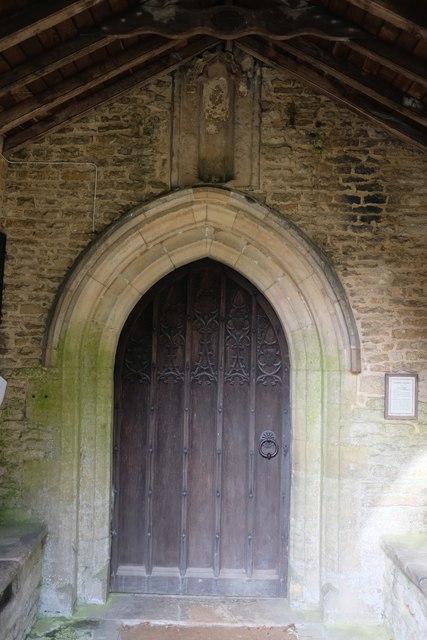 St Peter's Church: South Door