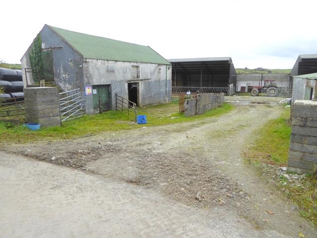 Farmyard at Coppanagh
