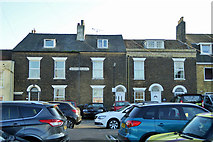 TR3752 : Albion Place, Deal by Robin Webster