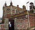 SX9372 : Northeast corner of St Peter's Church, Shaldon by Jaggery