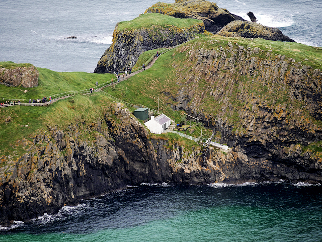 White Hut on Carrick a Rede