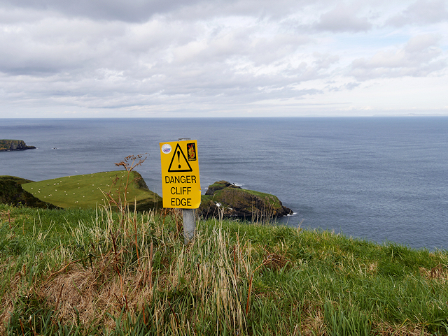 Cliff Edge at Portaneevy