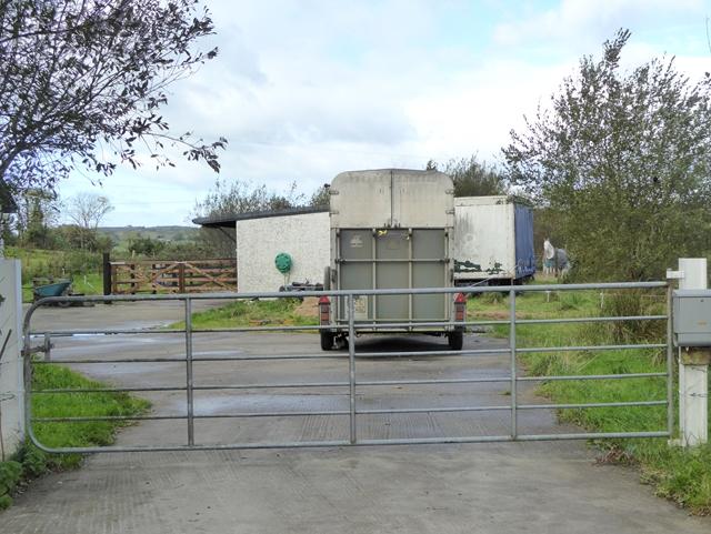 Farmyard at Balloughly