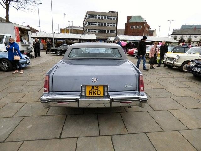 Cadillac Eldorado A3 RKD (rear view)