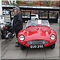 SJ9494 : 1938 Ford Special EUO 298 (front view) by Gerald England