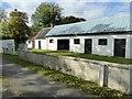 N7696 : Farm building at Cornakill by Oliver Dixon