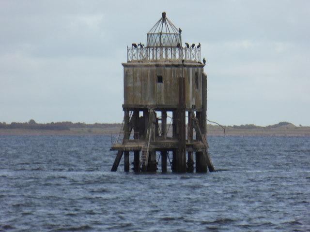 Pile Lighthouse, Tayport