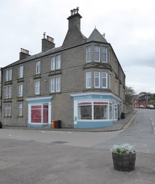 Harbour Cafe, Tayport