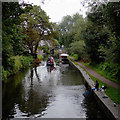 SO8898 : Canal south-west of Compton Lock near Wolverhampton by Roger  Kidd