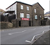 SS9992 : South side of the Miskin Hotel, Trealaw by Jaggery