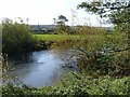 SK1929 : River Dove at Scropton by Alan Murray-Rust