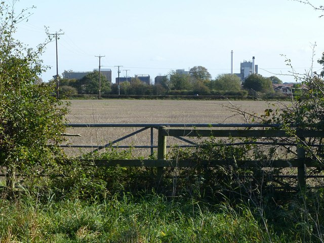 View from Netherclose Lane