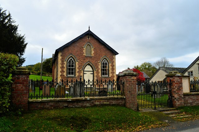 Primitive Methodist Chapel, Lingen, 1877
