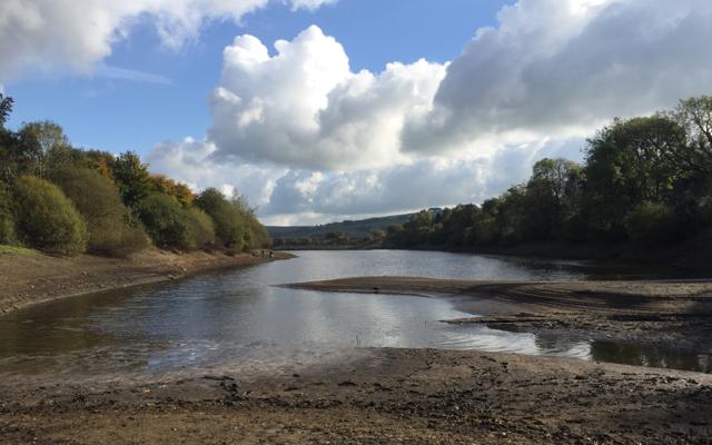 Slaithwaite or Hill Top Reservoir