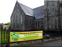 H4472 : Parent & Toddler Group banner, Omagh by Kenneth  Allen