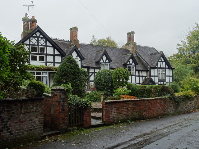 Houses in Front Street