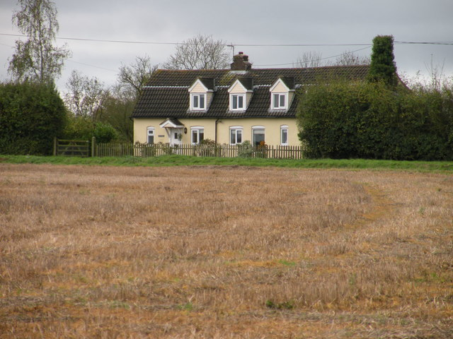 Brook House, Haverhill Road