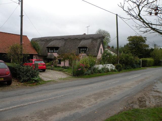 Wayside Cottage, Castle Camps
