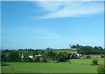 J2533 : The hamlet of Cabra off the A25 by Eric Jones