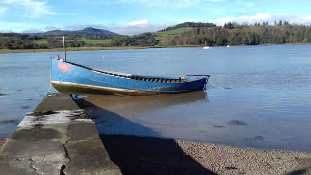 Boat at Kippford
