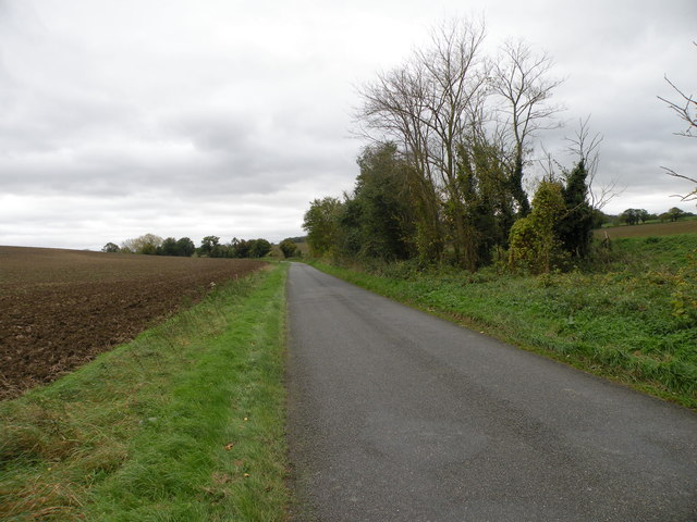 Road to Bartlow