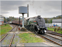 SD8022 : Union of South Africa Arriving at Rawtenstall by David Dixon