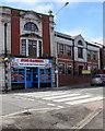 SS9991 : Zeus Barbers, Tylacelyn Road, Penygraig by Jaggery