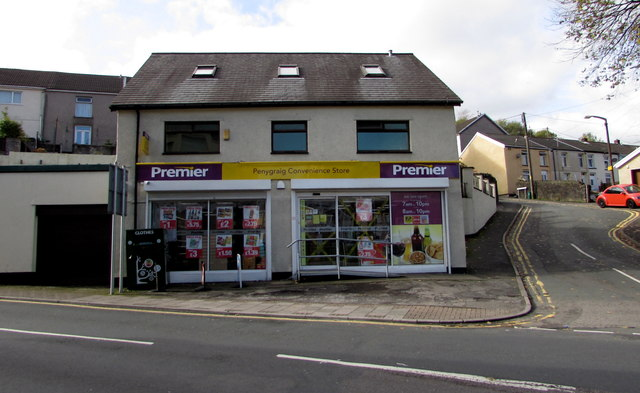 Penygraig Convenience Store, Penygraig