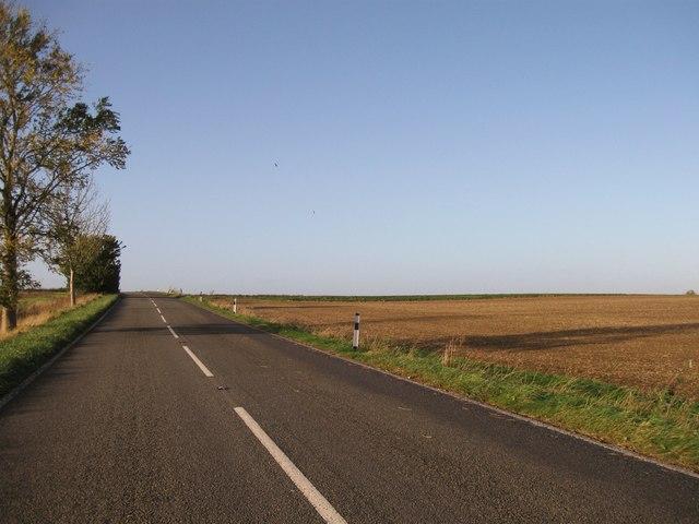 B660 southbound