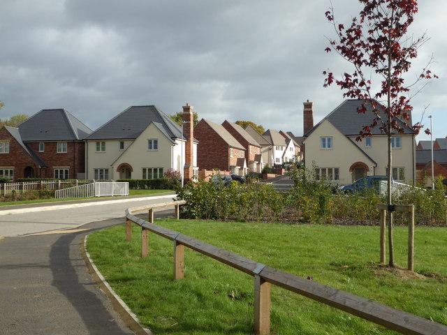 Dalziel Drive, Hatton Grange, Worcester