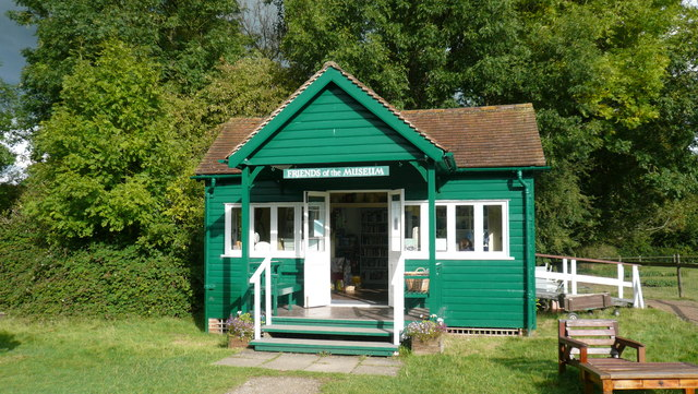 Maidenhead Pavilion, Chiltern Open Air Museum