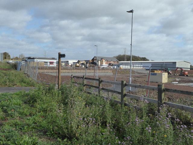 Mixed development, Worcester